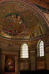 13th century Apse mosaics Jacopo Torriti 1295 Nativity Francesco Mancini 1750 Santa Maria Maggiore Rome