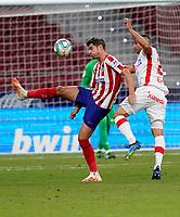 2020.06.03 La Liga Atletico de Madrid VS RCD Mallorca