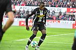 14.01.2018, RheinEnergieStadion, Koeln, GER, 1.FBL., 1. FC K&ouml;ln vs. Borussia M&ouml;nchengladbach<br /> <br /> im Bild / picture shows: <br /> Denis Zakaria (Gladbach #8), Einzelaktion, Ganzk&ouml;rper / Ganzkoerper,  <br /> <br /> <br /> Foto &copy; nordphoto / Meuter