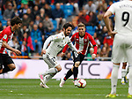 Real Madrid CF's Isco Alarcon during La Liga match. April 21, 2019. (ALTERPHOTOS/Manu R.B.)