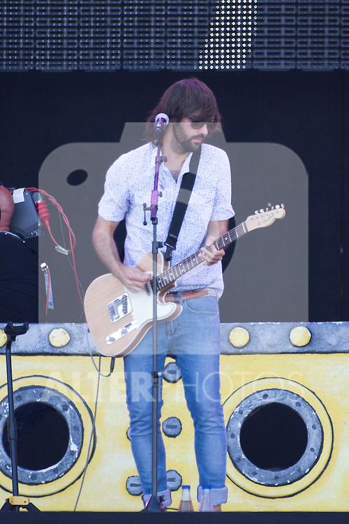 30.06.2012. Concert ´El Pescao' during Rock in Rio Festival 2012 in Madrid. (Alterphotos/Marta Gonzalez)