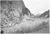 Ophir, CO distant, elevated view.<br /> Ophir, CO