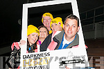 Darkness into Light: Attending the Darkness into Light fund raiser at the race course in Listowel on Saturday morning last were  Liz Horgan, Cora O'Brien, david Fitzmaurice, chairman Listowel Race company, Sharon Farrelly & Martin O'Brien