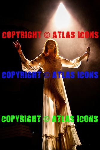 FLORENCE AND THE MACHINE; Live: 2018<br /> Photo Credit: JOSH WITHERS/ATLASICONS.COM