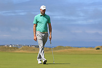 Barry Anderson (Royal Dublin) on the 16th during Round 2 - Strokeplay of the North of Ireland Championship at Royal Portrush Golf Club, Portrush, Co. Antrim on Tuesday 10th July 2018.<br /> Picture:  Thos Caffrey / Golffile