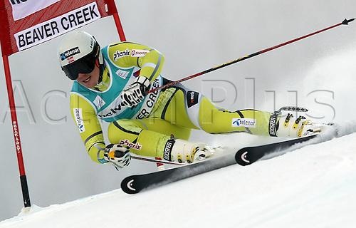 04.12.2011. Beaver Creek Colorado USA Ski Alpine FIS World Cup Giant slalom the men Picture shows Kjetil Jansrud NOR