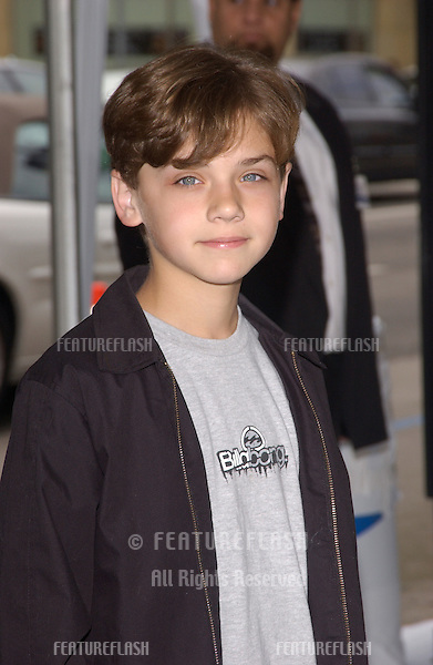 Nov 7, 2004; Los Angeles, CA; Actor HAYDEN McFARLAND at the Hollywood premiere of his new movie Polar Express..