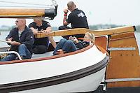 SKÛTSJESILEN: SNEEK: 10-06-2016, Rabo/Interpolis hurdsilerij, ©foto Martin de Jong