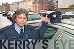 VOLUNTEER: Dora O'Callaghan from Abbeydorney who became the first Kerry  female member of the Garda Reserve at a passing out parade in Templemore on Thursday last.   Copyright Kerry's Eye 2008