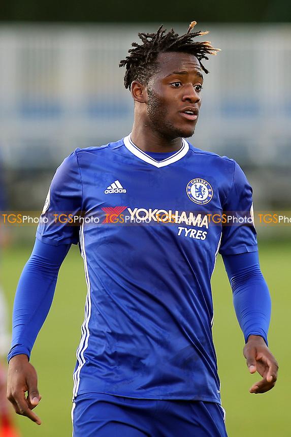 Michi Batshuayi of Chelsea during Chelsea Under-23 vs Southampton Under-23, Premier League 2 Football at the Cobham Training Ground on 21st November 2016