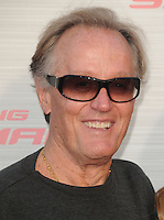 Peter Fonda at the premiere of Columbia Pictures' 'The Amazing Spider-Man' at the Regency Village Theatre on June 28, 2012 in Westwood, California. &copy; mpi35/MediaPunch Inc. /*NORTEPHOTO.COM*<br />