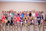 RETIREMENT: Anne Kearney, Ballyroe, Tralee (seated 7th left) who retired as nurse from KGH after 40 years celebrating with family and friends at the Carlton hotel, Tralee on Friday.