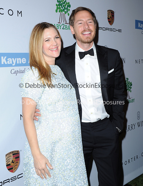 Molly SimsCULVER CITY, CA - NOVEMBER 09: Drew Barrymore and Will Kopelman arrives at  The 2nd Annual Baby2Baby Gala held at The Book Bindery  in Culver City, California on November 09,2012                                                                               © 2013 Hollywood Press Agency