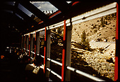 Esxcursion car - Poncha Pass road?<br /> D&amp;RGW  Poncha Pass road ?, CO