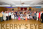 Jerry Commane from St Brendans Park,Tralee celebrating his 80th birthday with friends and family on Saturday night with a circus themed party at The Fels Point Hotel.