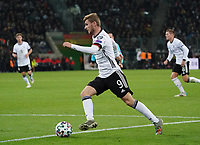 Timo Werner (Deutschland Germany) - 16.11.2019: Deutschland vs. Weißrussland, Borussia Park Mönchengladbach, EM-Qualifikation DISCLAIMER: DFB regulations prohibit any use of photographs as image sequences and/or quasi-video.