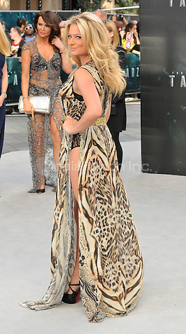 Zara Holland at the &quot;The Legend of Tarzan&quot; European film premiere, Odeon Leicester Square, Leicester Square, London, England, UK, on Tuesday 05 July 2016.<br /> CAP/CAN<br /> &copy;Can Nguyen/Capital Pictures /MediaPunch ***NORTH AND SOUTH AMERICAS ONLY***