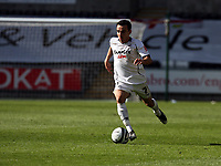 Pictured: Leon Britton of Swansea City in action <br /> Re: Coca Cola Championship, Swansea City FC v Norwich City FC at the Liberty Stadium Swansea, south Wales. Saturday 11 April 2009.<br /> Picture by D Legakis Photography / Athena Picture Agency, Swansea 07815441513