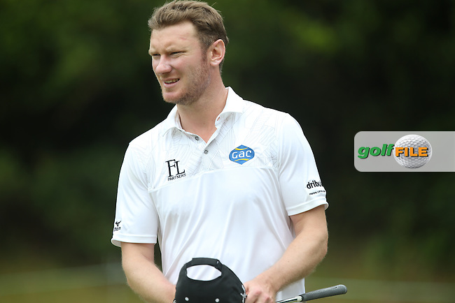Chris Wood (ENG) during Round Two of the Africa Open 2015 at the East London Golf Club, East London, Eastern Cape, South Africa. Picture:  David Lloyd / www.golffile.ie. 06/03/2015
