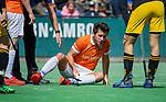 BLOEMENDAAL - Arthur van Doren (Bldaal)   tijdens de hoofdklasse competitiewedstrijd hockey heren,  Bloemendaal-Den Bosch (2-1) COPYRIGHT KOEN SUYK
