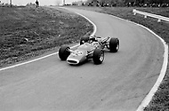 Watkins Glen, New York, USA. 01 Oct 1967. French Formula One racecar driver Jean-Pierre Beltoise competes in the 1967 Watkins Glen Formula One Grand Prix.