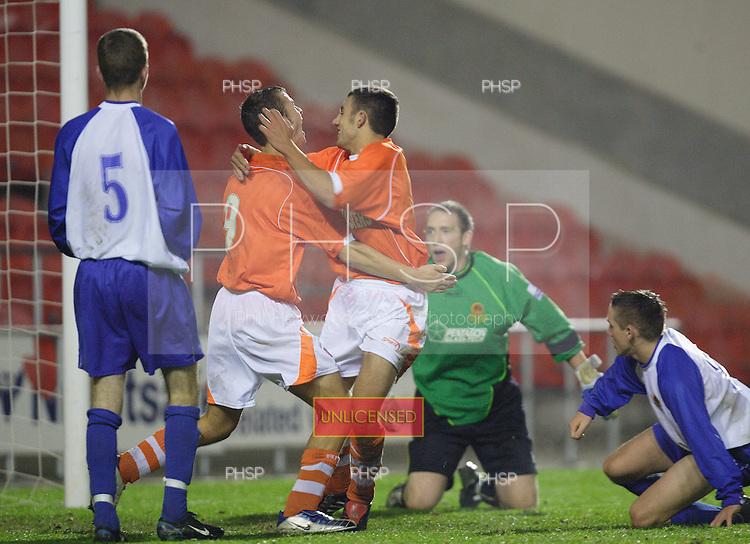 4312 Kay celeb.Blackpool YT V Chester YT