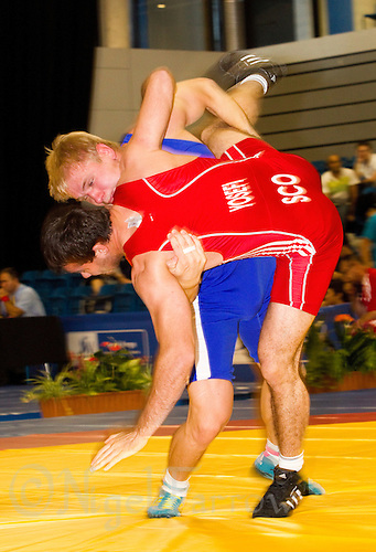 17 JUL 2010 - SHEFFIELD, GBR - GB Cup .(PHOTO (C) NIGEL FARROW)