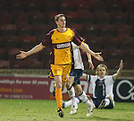 070109 Motherwell v Hearts