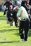 02/18/12 Pacific Palisades, CA: Pat Perez during the third round of the Northern Trust Open held at the Riviera Country Club