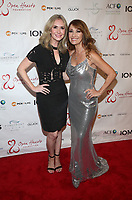 LOS ANGELES, CA - FEBRUARY 15: Ashley Jones, Jane Seymour, at Jane Seymour, Open Hearts Foundation Celebrates its 10th Anniversary at SLS Hotel, Beverly Hills in Los Angeles California on February 15, 2020.  <br /> CAP/MPI/SAD<br /> ©SAD/MPI/Capital Pictures
