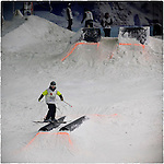 Pix: Shaun Flannery/shaunflanneryphotography.com<br /> <br /> COPYRIGHT PICTURE>>SHAUN FLANNERY>01302-570814>>07778315553>><br /> <br /> 6th June 2015<br /> English Slopestyle Championships 2015<br /> Chill Factore, Manchester.<br /> Mason Flannery