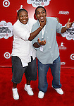 LOS ANGELES, CA. - October 04: Actors Christopher Massey and Kyle Massey arrive at 'Target Presents Variety's Power of Youth' event held at NOKIA Theatre L.A. LIVE on October 4, 2008 in Los Angeles, California.