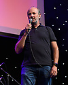 Gilded Balloon Press Launch 2019 at the Edinburgh Festival Fringe. The Gilded Balloon presents a showcase of a number of productions and acts to launch their Fringe 2019, Teviot Row House, Bristo Square, Edinburgh. Picture shows: Fred MacAuley