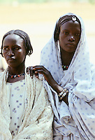 Women, Burkina Faso formerly Upper Volta, Africa