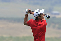 Federico Maccario (ITA) during the final round of the Rocco Forte Sicilian Open played at Verdura Resort, Agrigento, Sicily, Italy 13/05/2018.<br /> Picture: Golffile | Phil Inglis<br /> <br /> <br /> All photo usage must carry mandatory copyright credit (&copy; Golffile | Phil Inglis)