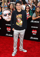 WESTWOOD, LOS ANGELES, CA, USA - JUNE 10: Stanley Wong at the World Premiere Of Columbia Pictures' '22 Jump Street' held at the Regency Village Theatre on June 10, 2014 in Westwood, Los Angeles, California, United States. (Photo by Xavier Collin/Celebrity Monitor)