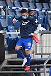 Munas Dabbur (Hoffenheim) geht nach Auswechslung auf die Tribuene.<br /> <br /> Sport: Fussball: 1. Bundesliga: Saison 19/20: 28. Spieltag: TSG 1899 Hoffenheim - 1. FC Koeln, 27.05.2020<br /> <br /> Foto: Markus Gilliar/GES/POOL/PIX-Sportfotos.<br /> <br /> Nur für journalistische Zwecke! Only for editorial use!<br /> <br /> Gemäß den Vorgaben der DFL Deutsche Fußball Liga ist es untersagt, in dem Stadion und/oder vom Spiel angefertigte Fotoaufnahmen in Form von Sequenzbildern und/oder videoähnlichen Fotostrecken zu verwerten bzw. verwerten zu lassen. DFL regulations prohibit any use of photographs as image sequences and/or quasi-video.