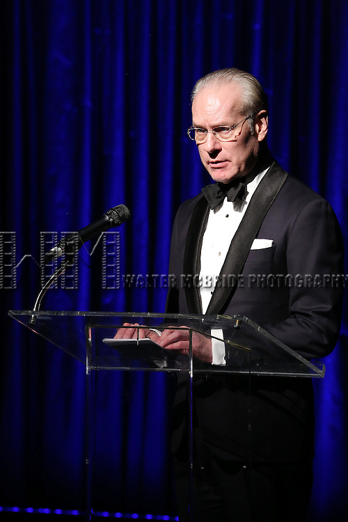 Tim Gunn during the Drama League's 30th Annual 'Musical Celebration of Broadway' honoring Neil Patrick Harris at the Pierre Hotel on February 3, 2014 in New York City.