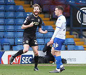 2018-03-24 Bury v Wigan Athletic