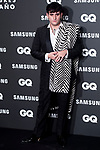 Fashion Designer Palomo Spain attends the 2018 GQ Men of the Year awards at the Palace Hotel in Madrid, Spain. November 22, 2018. (ALTERPHOTOS/Borja B.Hojas)