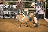 SEBRA - Raphine, VA - 11.9.2013 - Mutton Bustin'