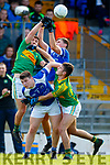 Conor O'Shea South Kerry in action against Gavin O'Brien Kerins O'Rahillys in the Kerry Senior Football Championship Semi Final at Fitzgerald Stadium on Saturday.