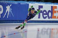 SPEED SKATING: STAVANGER: Sørmarka Arena, 31-01-2016, ISU World Cup, 1000m Men Division A, Gerben Jorritsma (NED), ©photo Martin de Jong