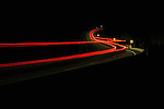 CAR/TRUCK LIGHTS AT NIGHT