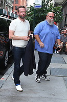 NEW YORK, NY August 07, 2018 Dallas Roberts at Build Series to talk new NetFlix original iNSATIABLE  A Coming of Rage Story in New York. August 07, 2018 <br /> CAP/MPI/RW<br /> &copy;RW/MPI/Capital Pictures