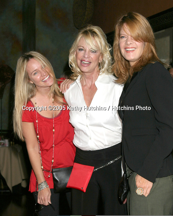 Sharon Case, Roberta Leighton & Michelle Stafford.Soap Ladies Luncheon.Colors Resturant.Beverly Hills, CA.November 11, 2006.©2006 Kathy Hutchins / Hutchins Photo....