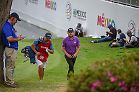 Tyrrell Hatton (ENG) makes his way to 18 during round 4 of the World Golf Championships, Mexico, Club De Golf Chapultepec, Mexico City, Mexico. 2/24/2019.<br /> Picture: Golffile | Ken Murray<br /> <br /> <br /> All photo usage must carry mandatory copyright credit (© Golffile | Ken Murray)