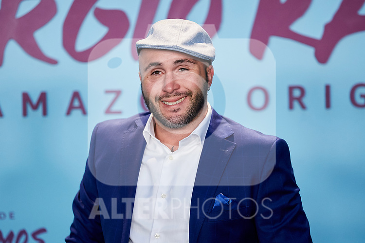 "Kiko Rivera attends to ""El Corazon De Sergio Ramos"" premiere at Reina Sofia Museum in Madrid, Spain. September 10, 2019. (ALTERPHOTOS/A. Perez Meca)"