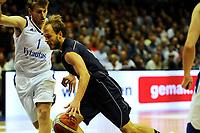 GRONINGEN - Basketbal, Donar - Vitautas, Champions League,  seizoen 2017-2018, 19-09-2017, Donar speler Aron Roye