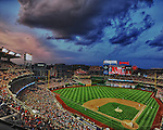 01 August 2012:  A 9 frame HDR image done at Nationals Park in Washington, D.C. where the Philadelphia Phillies defeated the Washington Nationals, 3-2.